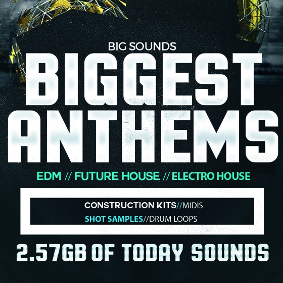 Big Sounds Biggest Anthems WAV-AUDIOSTRiKE